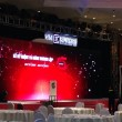 Ledscreen stage Gala dinner